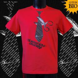 Clochtard, homme t-shirt bio