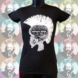 Espace Noir - T-Shirt Fille Bio Equitable