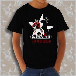 "Berurier Noir ""abracadaboum"" t-shirt enfant"