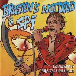 Brassen's Not Dead & Spi Vinyle couleur EP 2 titres 2014