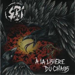 S.P.I À la lisière du Chaos CD 3 Titres 2016