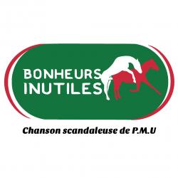 """BONHEURS INUTILES """"PMU"""" débardeur femme en coton bio-équitable"""