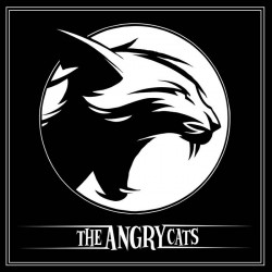 "THE ANGRY CATS ""THE ANGRY CATS"" EP CD 2012"