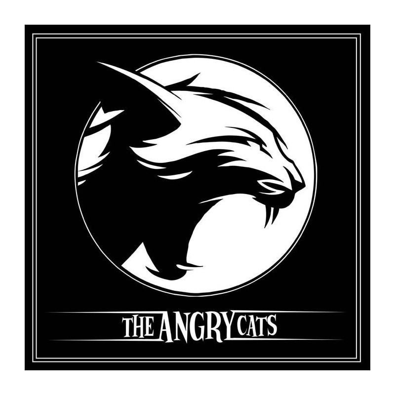 """THE ANGRY CATS """"THE ANGRY CATS"""" EP CD 2012"""