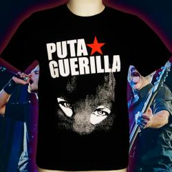 PUTA GUERILLA Pussy Riot t-shirt homme en coton bio-quitable