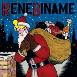 RENÉ BINAMÉ Chansons de Noël LP Vinyle