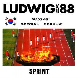LUDWIG VON 88 Sprint 1986 réed 2016
