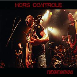 HORS CONTROLE Vauriens  CD 2015
