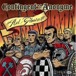 CONTINGENT ANONYME Ad Gloriam LP 2014