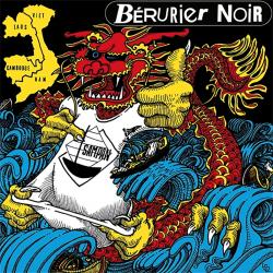 BERURIER NOIR Vietnam Laos Cambodge EP Vinyle