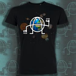 GLOBANAR T-shirt unisexe en coton bio équitable