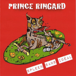Prince Ringard - Spleen sans idéal - Pochette CD