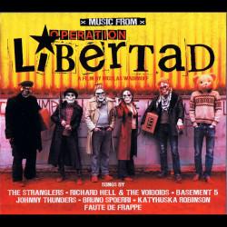 Operation Libertad - BO du film (Compil CD 2012)