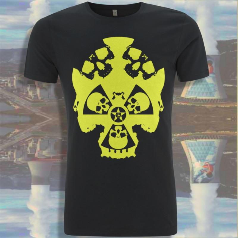 Fuckushima- t-shirt homme