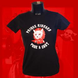 Prince Ringard, T-Shirt femme