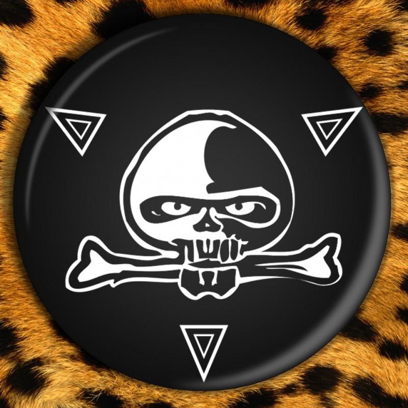 Skullivan - Badge Ø25mm