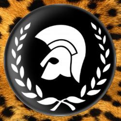 Trojan - Badge Ø25mm