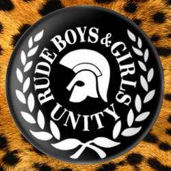 Rude Boys & Girls Unity - Badge Ø38mm