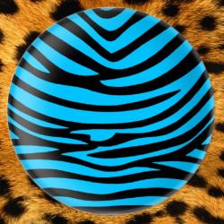 Zebre Bleu