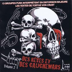 Des Rêves et des Cauchemards - compilation 14 titres (CD 2013)