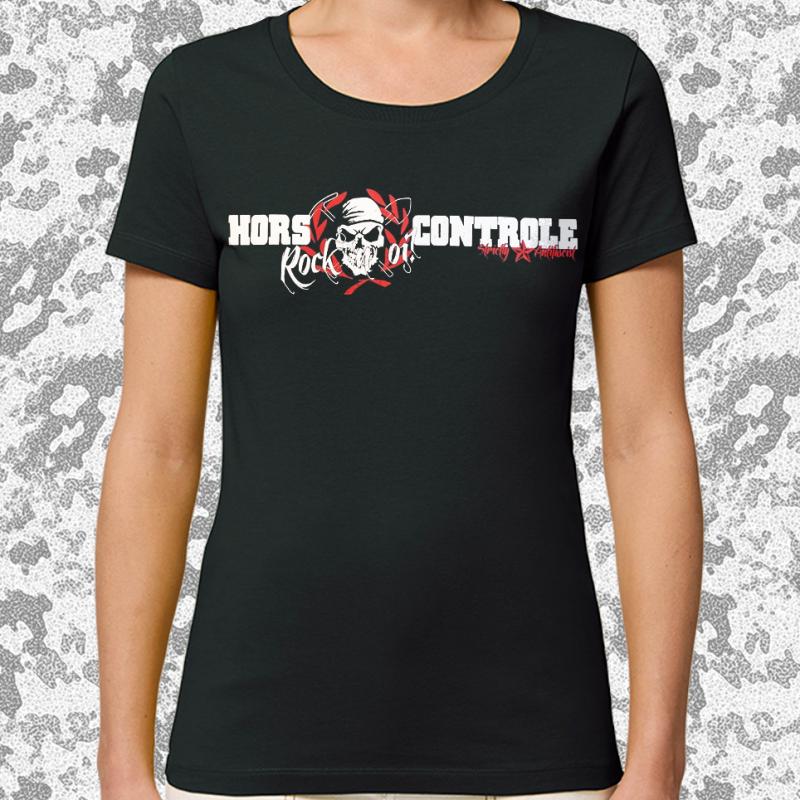Hors Controle, T-Shirt femme