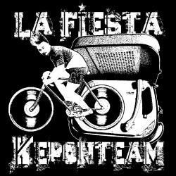 La Fiesta Keponteam 2, visuel