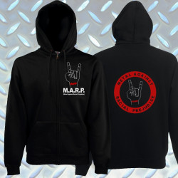 M.A.R.P. Sweat Zip Capuche