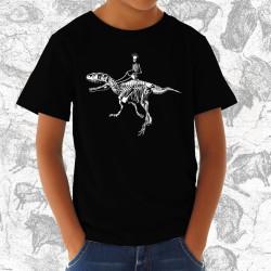 Decroissance, t-shirt junior en coton bio-equitable