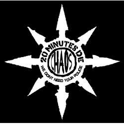 20 minutes de Chaos II, logo coeur