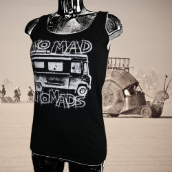 NO MAD NOMADS debardeur fille