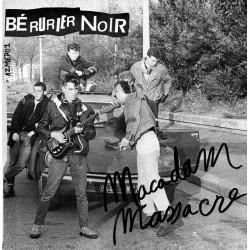 BERURIER NOIR Macadam Massacre EP Vinyle réed 2014 (1984)