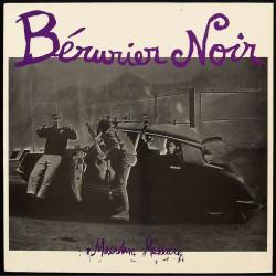BERURIER NOIR Macadam Massacre LP Vinyle réed 2014 (1984)