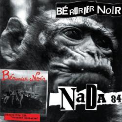 BERURIER NOIR Nada EP Vinyle réed 2014 (1984)