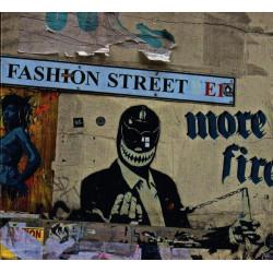 BANZAÏ More fire on fashion street (CD 2015)
