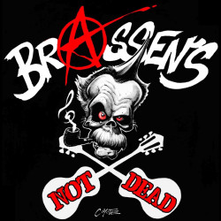 BRASSENS NOT DEAD visuel