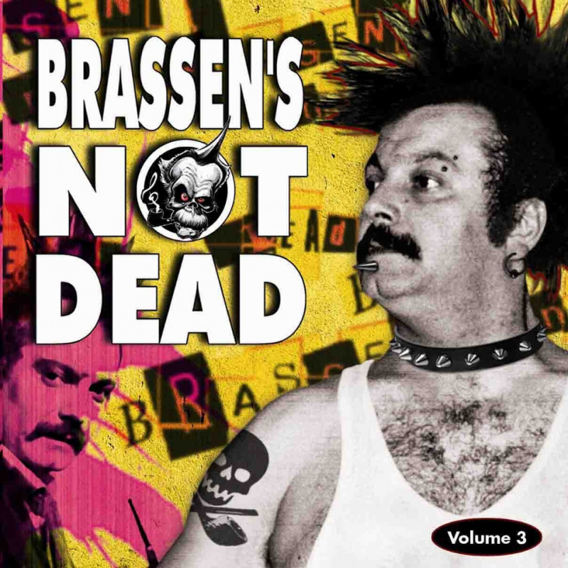 BRASSENS NOT DEAD Volume 03 (CD 2011)