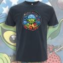Bleu jean NO MⒶDE T-Shirt Homme Bio-Equitable