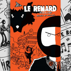 "Le Renard 2, BD ""mélodie en sous sol"""