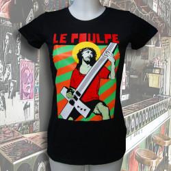 JÉSUS Le Poulpe t-shirt femme