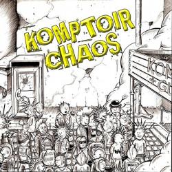 KOMPTOIR CHAOS Seconde Génération (CD 2015)