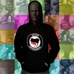 Action Antifasciste - Sweat capuche
