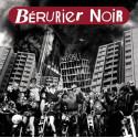 """BERURIER NOIR """"INVISIBLE"""" LP Vinyle Transparent (2005 Réed 2014)"""