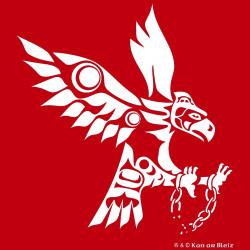 AIGLE Native Resistance t-shirt homme en coton bio-quitable