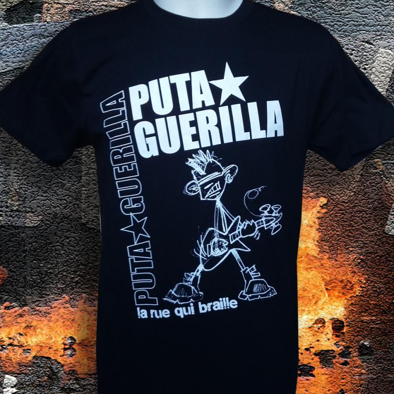 PUTA GUERILLA La Rue Qui Braille