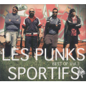 LES PUNKS SPORTIFS Best Of Vol.1 CD 2016