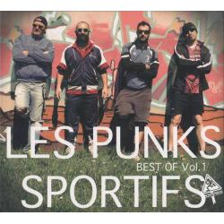 LES PUNKS SPORTIFS Best Of Vol.1 CD 2016