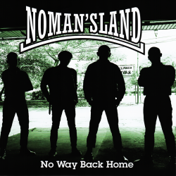 NO MAN'S LAND No Way Back Home - LP color vinyl 2016