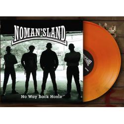 NO MAN'S LAND No Way Back Home - LP color vinyl 2016