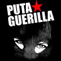 PUTA GUERILLA Pussy Riot t-shirt femme en coton bio-quitable