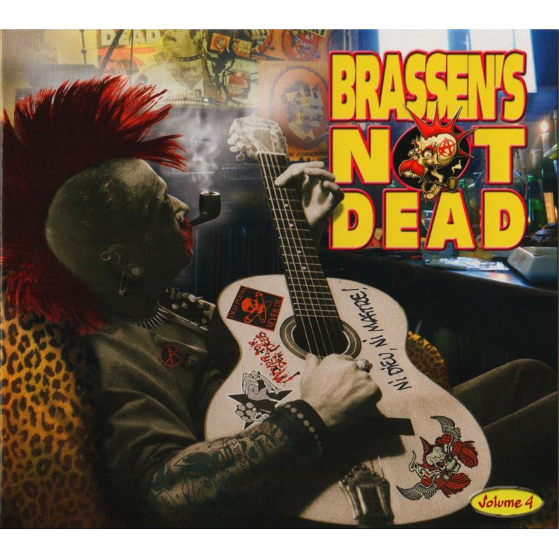 BRASSEN'S NOT DEAD Volume 04 (CD 2016)